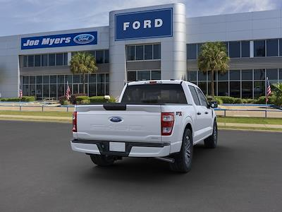 2021 Ford F-150 SuperCrew Cab 4x2, Pickup #MKD68948 - photo 8