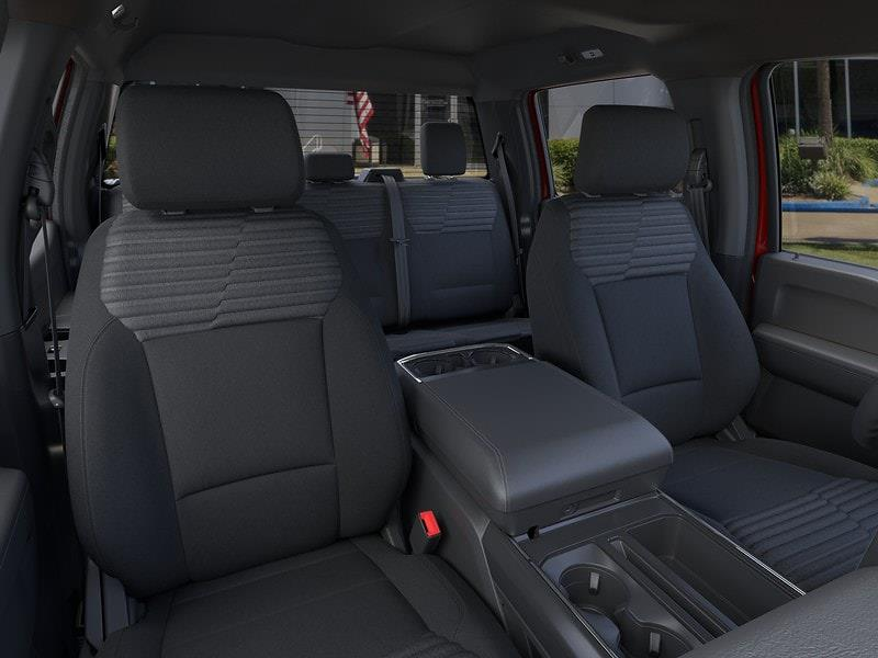 2021 Ford F-150 SuperCrew Cab 4x4, Pickup #MKD68956 - photo 10