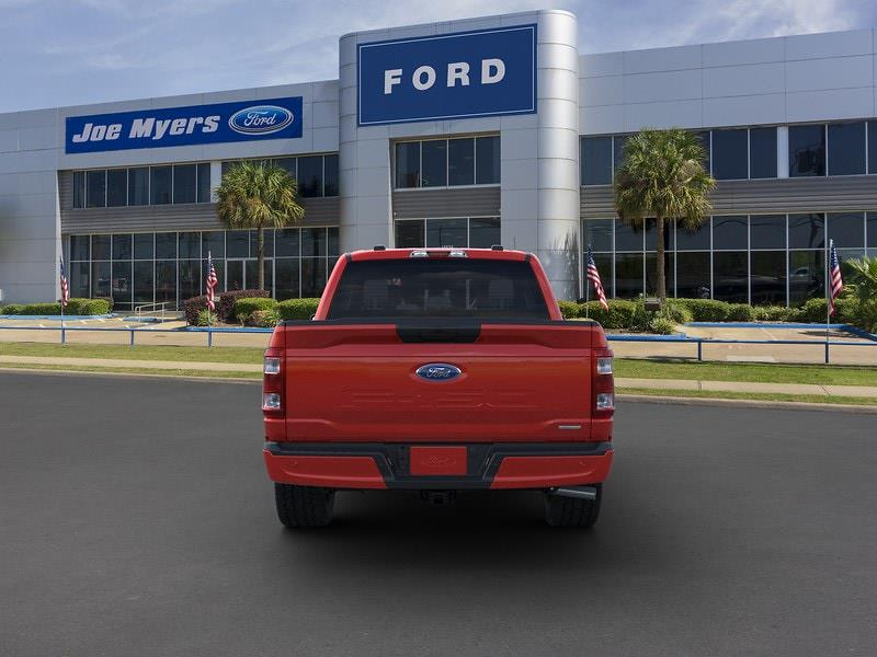 2021 Ford F-150 SuperCrew Cab 4x4, Pickup #MKD68956 - photo 5