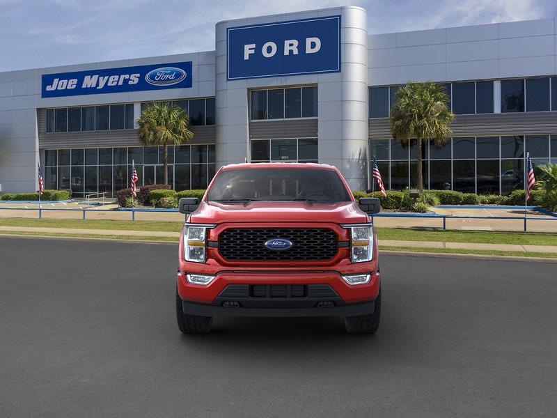 2021 Ford F-150 SuperCrew Cab 4x4, Pickup #MKD68956 - photo 6