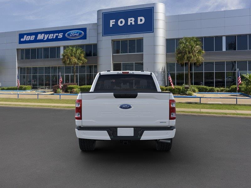 2021 Ford F-150 SuperCrew Cab 4x4, Pickup #MKD68957 - photo 5