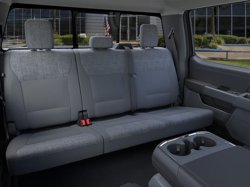 2021 Ford F-150 SuperCrew Cab 4x4, Pickup #MKD68960 - photo 11