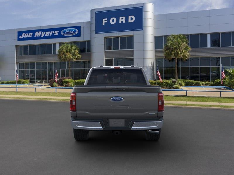 2021 Ford F-150 SuperCrew Cab 4x4, Pickup #MKD68960 - photo 5