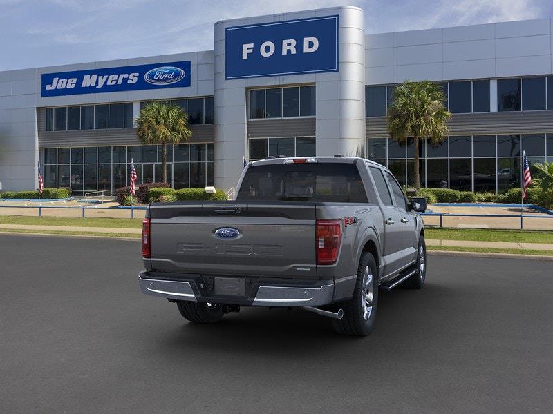 2021 Ford F-150 SuperCrew Cab 4x4, Pickup #MKD68960 - photo 8