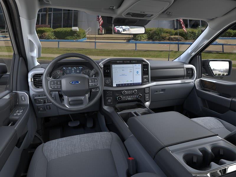 2021 Ford F-150 SuperCrew Cab 4x4, Pickup #MKD68960 - photo 9