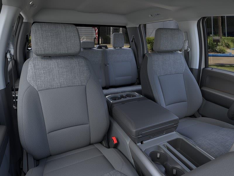 2021 Ford F-150 SuperCrew Cab 4x4, Pickup #MKD68963 - photo 10