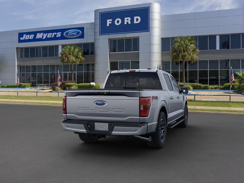 2021 Ford F-150 SuperCrew Cab 4x4, Pickup #MKD74345 - photo 8