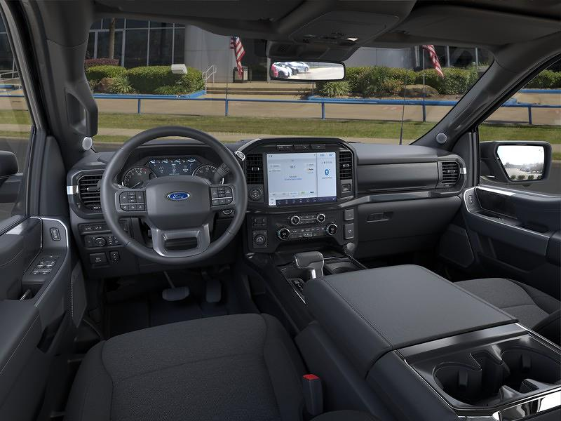 2021 Ford F-150 SuperCrew Cab 4x4, Pickup #MKD74345 - photo 9