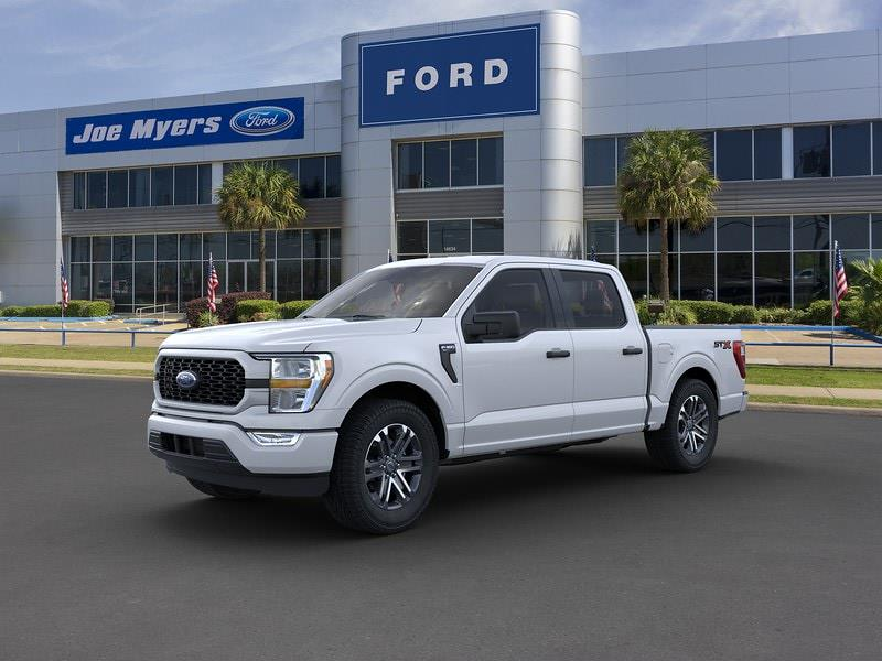 2021 Ford F-150 SuperCrew Cab 4x2, Pickup #MKD81491 - photo 1