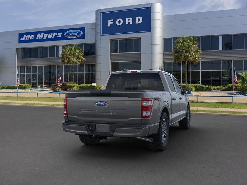 2021 Ford F-150 SuperCrew Cab 4x2, Pickup #MKD81504 - photo 8