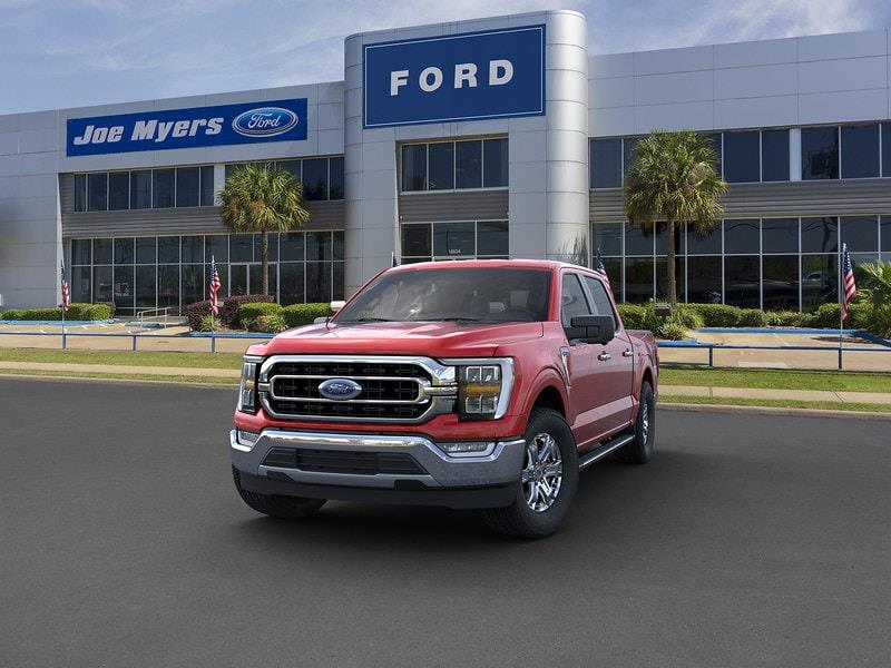 2021 Ford F-150 SuperCrew Cab 4x2, Pickup #MKD87186 - photo 3