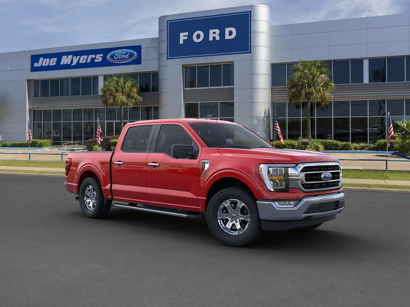 2021 Ford F-150 SuperCrew Cab 4x2, Pickup #MKD87186 - photo 7