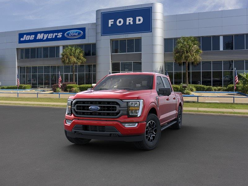 2021 Ford F-150 SuperCrew Cab 4x4, Pickup #MKD90194 - photo 3