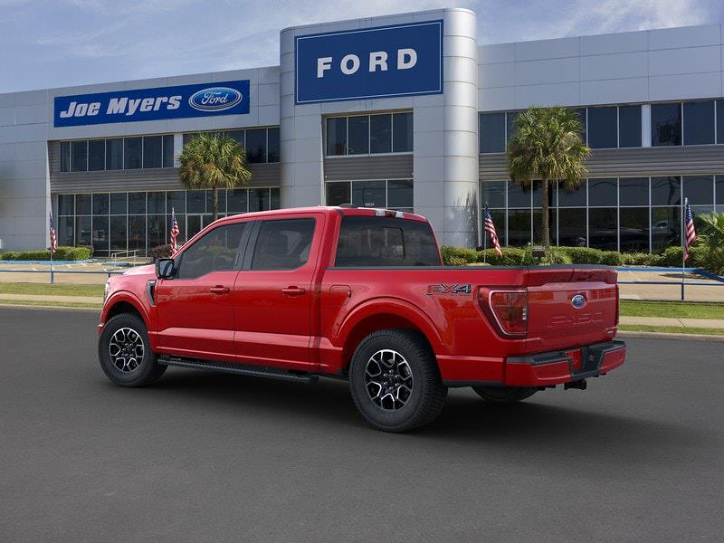 2021 Ford F-150 SuperCrew Cab 4x4, Pickup #MKD90194 - photo 2