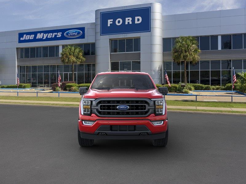 2021 Ford F-150 SuperCrew Cab 4x4, Pickup #MKD90194 - photo 6