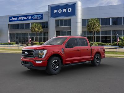 2021 Ford F-150 SuperCrew Cab 4x4, Pickup #MKD90194 - photo 1