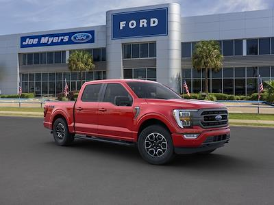 2021 Ford F-150 SuperCrew Cab 4x4, Pickup #MKD90194 - photo 7