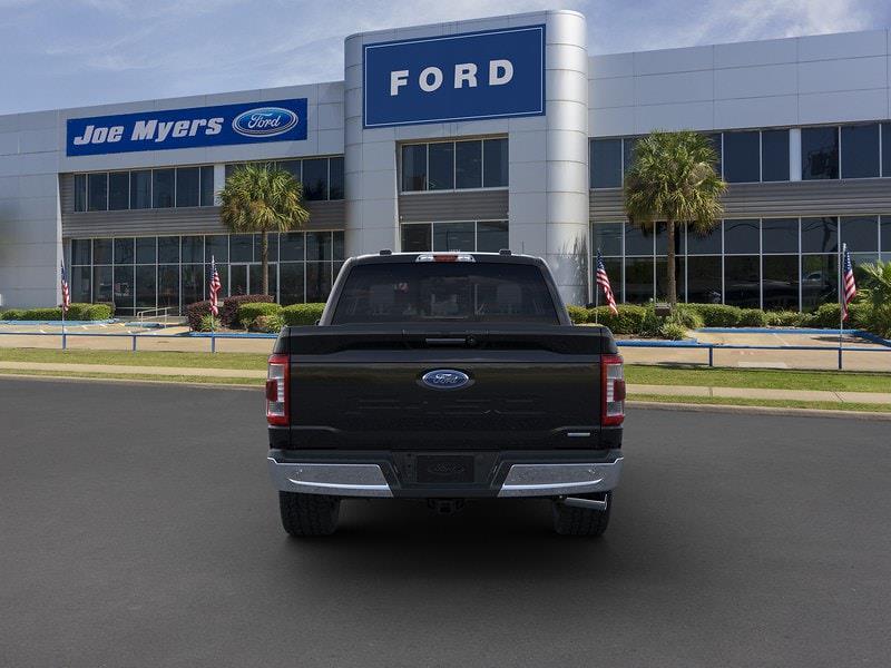 2021 Ford F-150 SuperCrew Cab 4x4, Pickup #MKD94338 - photo 5