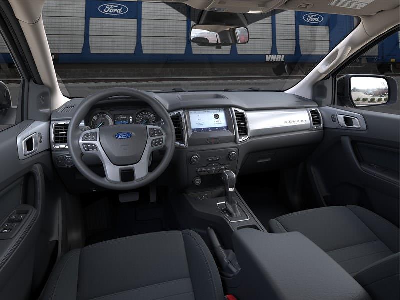 2021 Ford Ranger SuperCrew Cab 4x2, Pickup #MLD09409 - photo 9