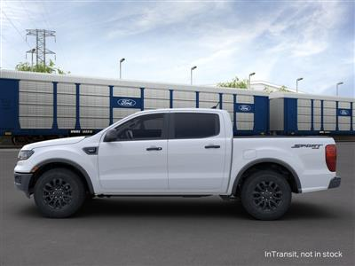 2021 Ford Ranger SuperCrew Cab 4x4, Pickup #MLD09410 - photo 4