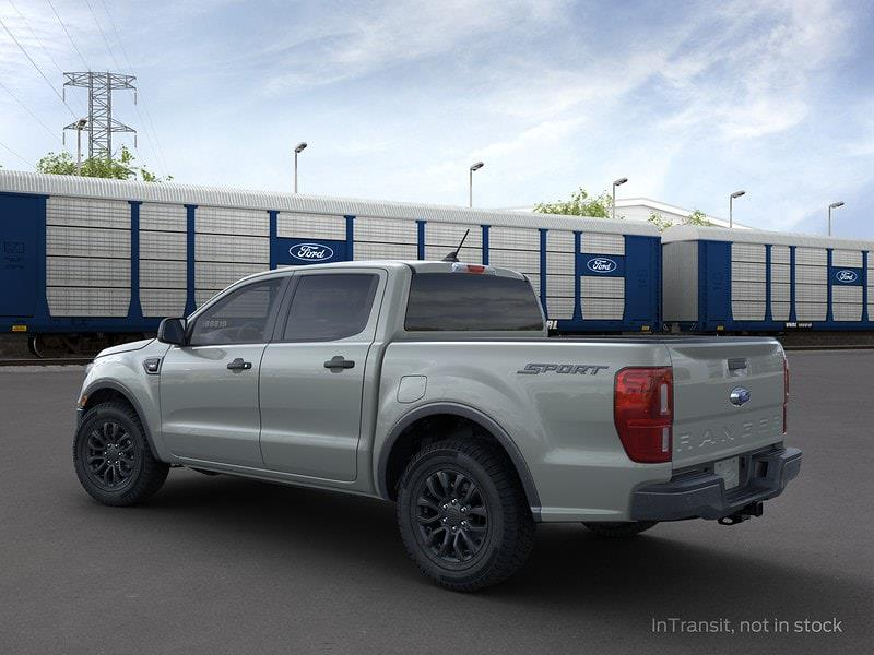 2021 Ford Ranger SuperCrew Cab 4x2, Pickup #MLD12456 - photo 2