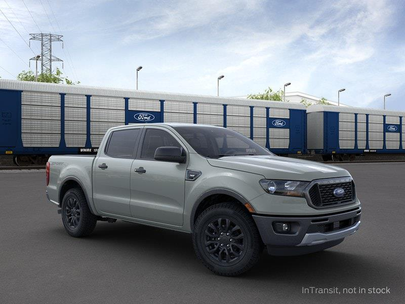 2021 Ford Ranger SuperCrew Cab 4x2, Pickup #MLD12456 - photo 7