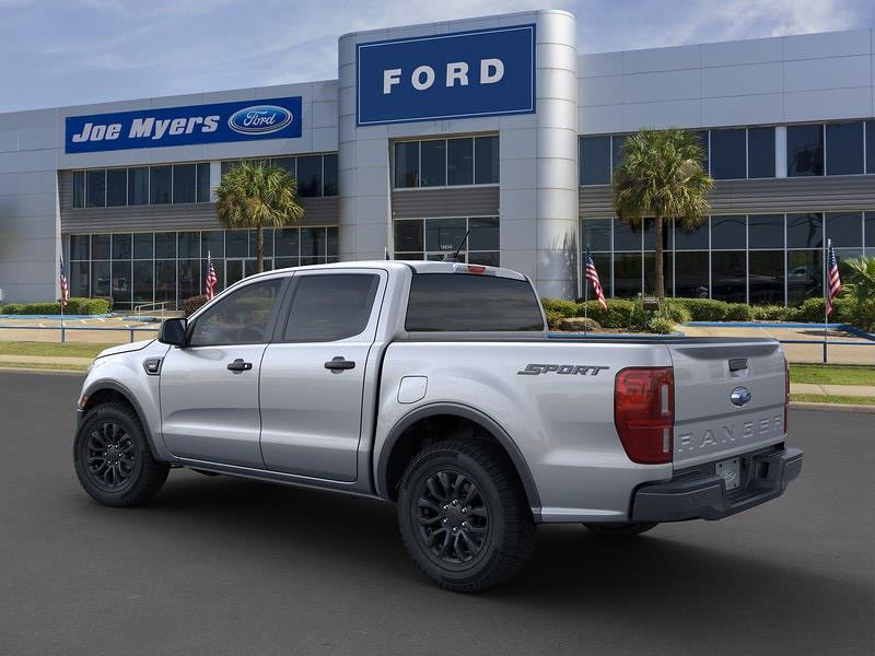 2021 Ford Ranger SuperCrew Cab 4x2, Pickup #MLD16685 - photo 2
