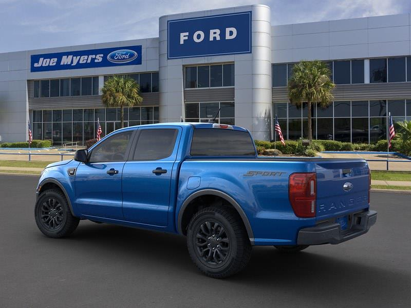 2021 Ford Ranger SuperCrew Cab 4x2, Pickup #MLD22494 - photo 2