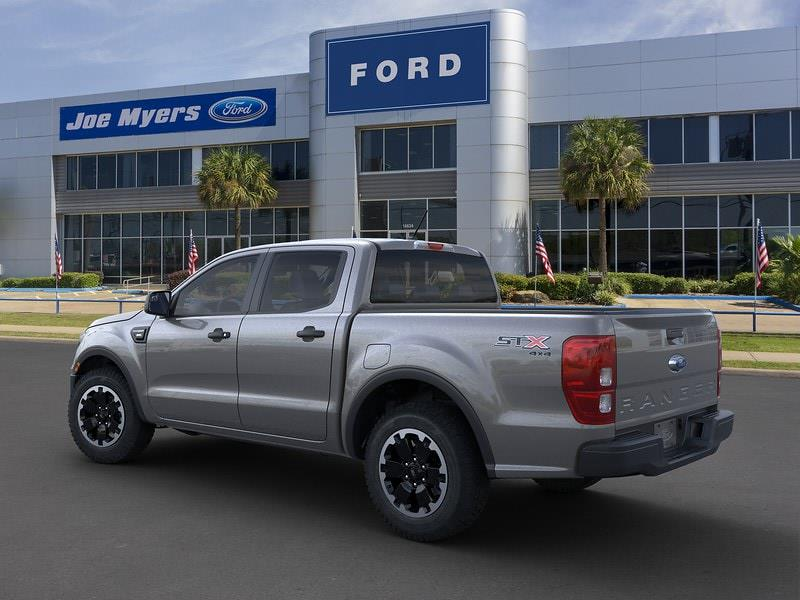 2021 Ford Ranger SuperCrew Cab 4x4, Pickup #MLD45539 - photo 1