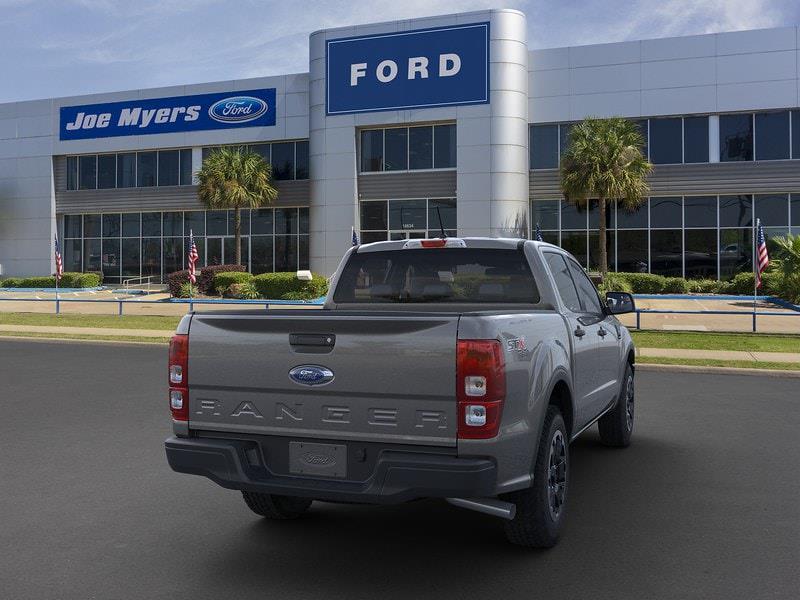 2021 Ford Ranger SuperCrew Cab 4x4, Pickup #MLD45539 - photo 8