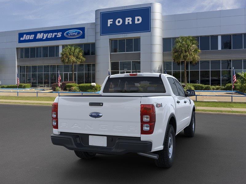 2021 Ford Ranger SuperCrew Cab 4x4, Pickup #MLD62000 - photo 8