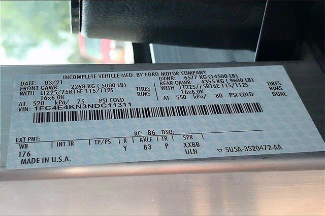 2022 Ford E-450 4x2, Utilimaster Walk-In Van Step Van / Walk-in #NDC11311 - photo 11
