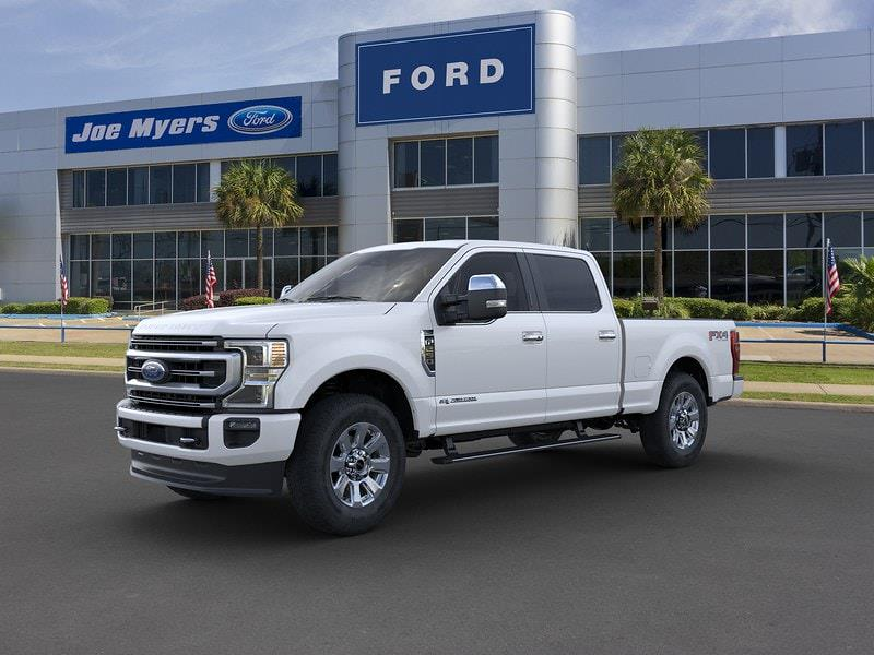 2021 Ford F-250 Crew Cab 4x4, Pickup #MED88466 - photo 1