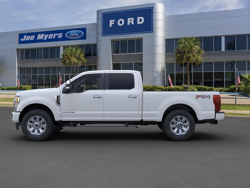 2021 Ford F-250 Crew Cab 4x4, Pickup #MED88466 - photo 4