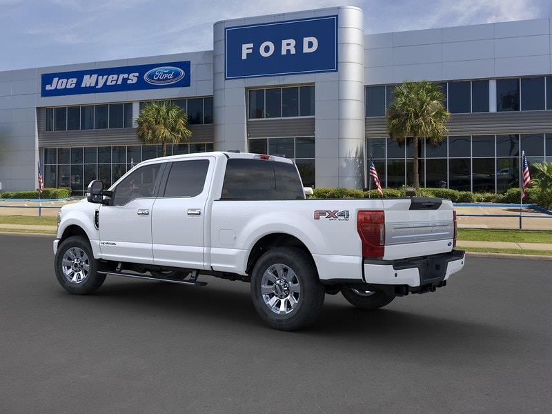 2021 Ford F-250 Crew Cab 4x4, Pickup #MED88466 - photo 2