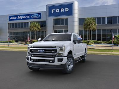 2021 Ford F-250 Crew Cab 4x4, Pickup #MED88466 - photo 3