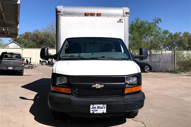 2014 Chevrolet Express 3500 4x2, Cutaway Van #PE1211916 - photo 3