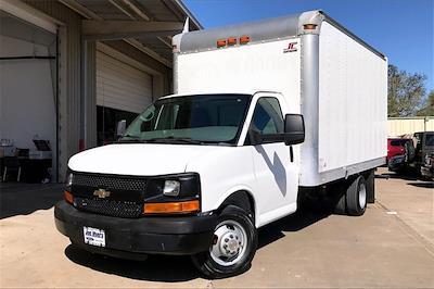 2014 Chevrolet Express 3500 4x2, Cutaway Van #PE1211916 - photo 12