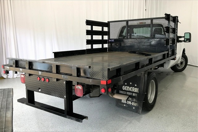 2014 Ford F-350 Regular Cab DRW RWD, Platform Body #PEEB76462 - photo 14