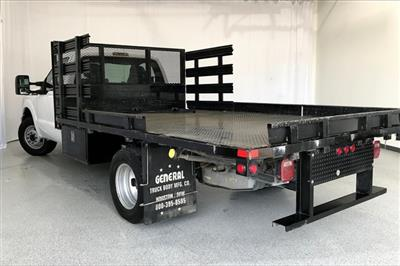 2014 Ford F-350 Regular Cab DRW RWD, Platform Body #PEEB76462 - photo 2