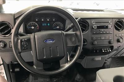 2014 Ford F-350 Regular Cab DRW RWD, Platform Body #PEEB76462 - photo 6