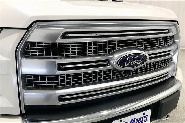 2015 Ford F-150 SuperCrew Cab 4x4, Pickup #PFFA87017 - photo 34