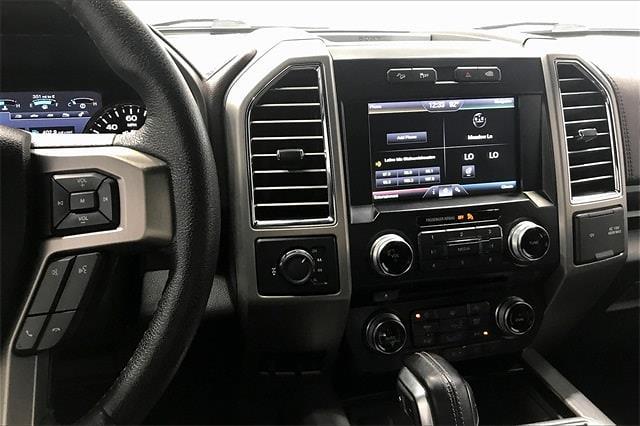 2015 Ford F-150 SuperCrew Cab 4x4, Pickup #PFFA87017 - photo 7