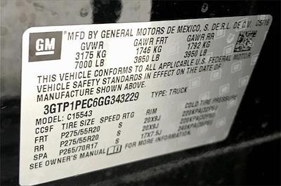 2016 GMC Sierra 1500 Crew Cab 4x2, Pickup #PGG343229 - photo 37