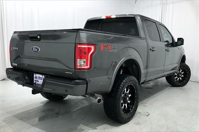 2016 Ford F-150 SuperCrew Cab 4x4, Pickup #PGKF79947 - photo 14