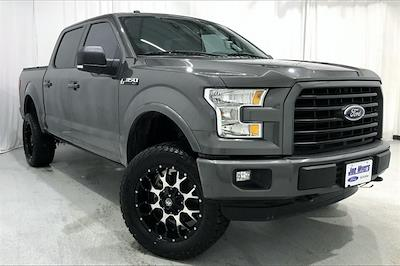 2016 Ford F-150 SuperCrew Cab 4x4, Pickup #PGKF79947 - photo 3
