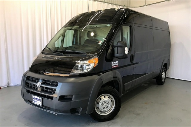 2017 Ram ProMaster 2500 High Roof FWD, Empty Cargo Van #PHE537345 - photo 1