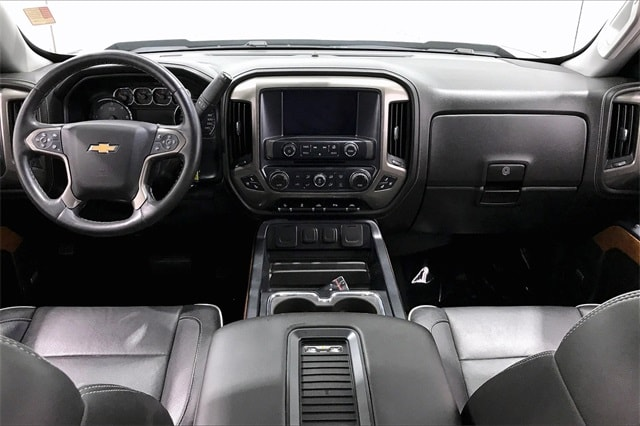 2017 Chevrolet Silverado 1500 Crew Cab RWD, Pickup #PHG148412 - photo 14