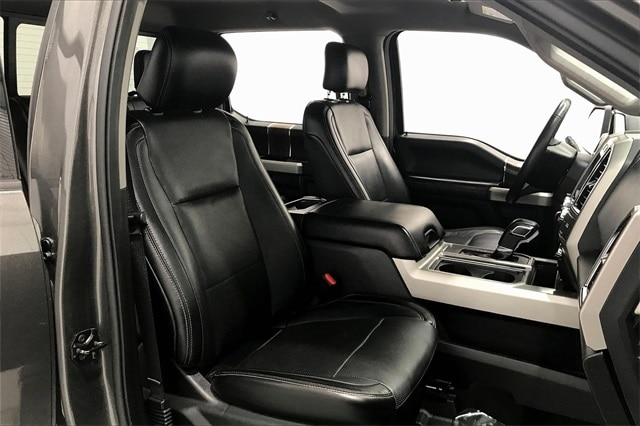 2017 Ford F-150 SuperCrew Cab 4x4, Pickup #PHKC22910 - photo 9