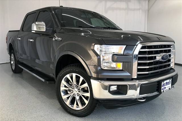 2017 Ford F-150 SuperCrew Cab 4x4, Pickup #PHKC22910 - photo 3